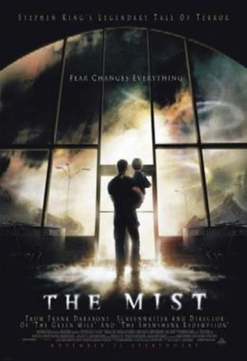 "The Mist Movie disproves another rule, this being the time-honored adage, ""If it ain't broke don't fix it."""