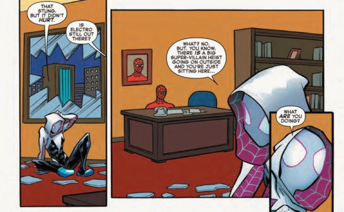 More recently, the series has had a resurgence thanks to memes, some of which Marvel has officially acknowledged.