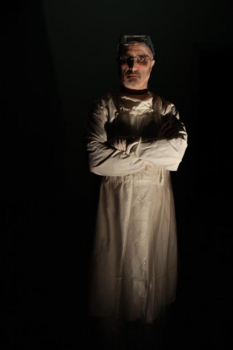 Dr Friedkin.