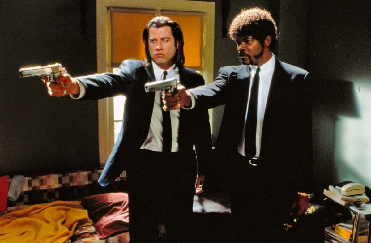 The film brought both Travolta (left) and Jackson (right) renewed career interest and rightly so.