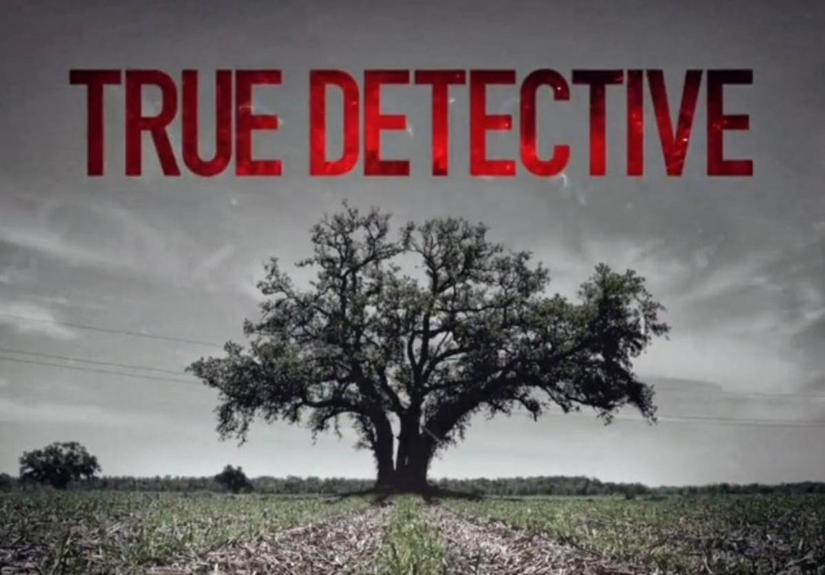 True Detective follows two Louisiana detectives, played by Woody Harrelson and Matthew McConaughey, on a 17-year search for a serial killer.
