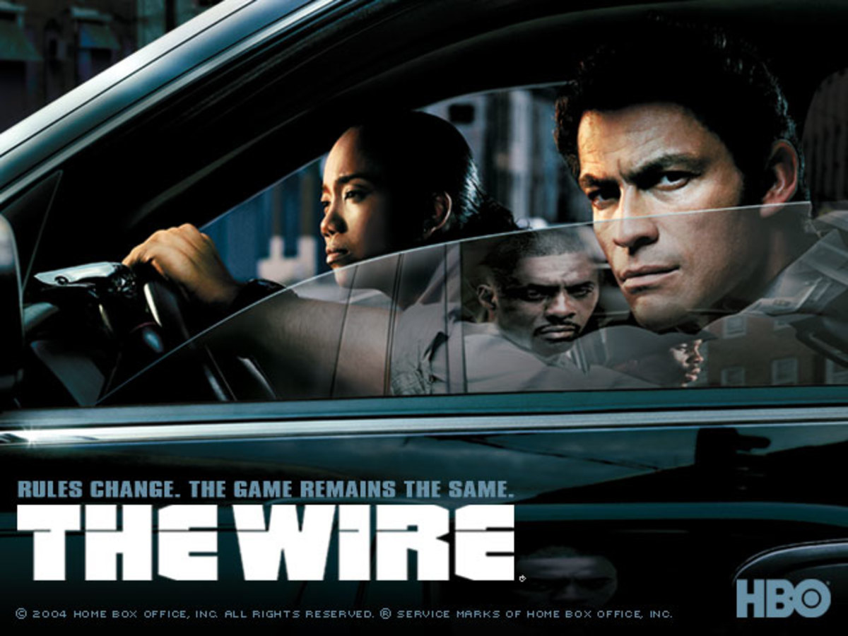 Rather than employing a score or soundtrack, The Wire primarily uses music that emanates from a source within the scene, such as a radio or jukebox.