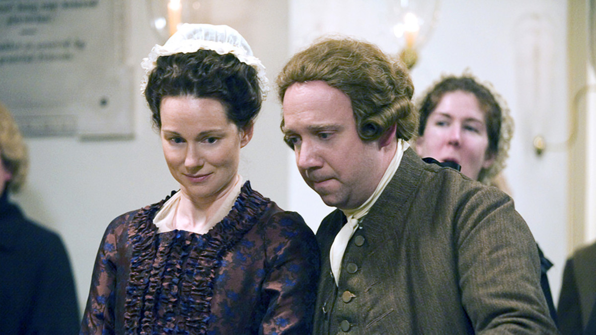 This seven-part mini-series follows Adams from his role as an American founding father to his term as president. Just as compelling is his wife Abigail's story, as she contends with the challenges of everyday life in the 18th century.