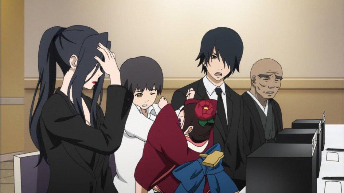 Jigoku Shoujo: Yoi no Togi (Hell Girl: Fourth Twilight)