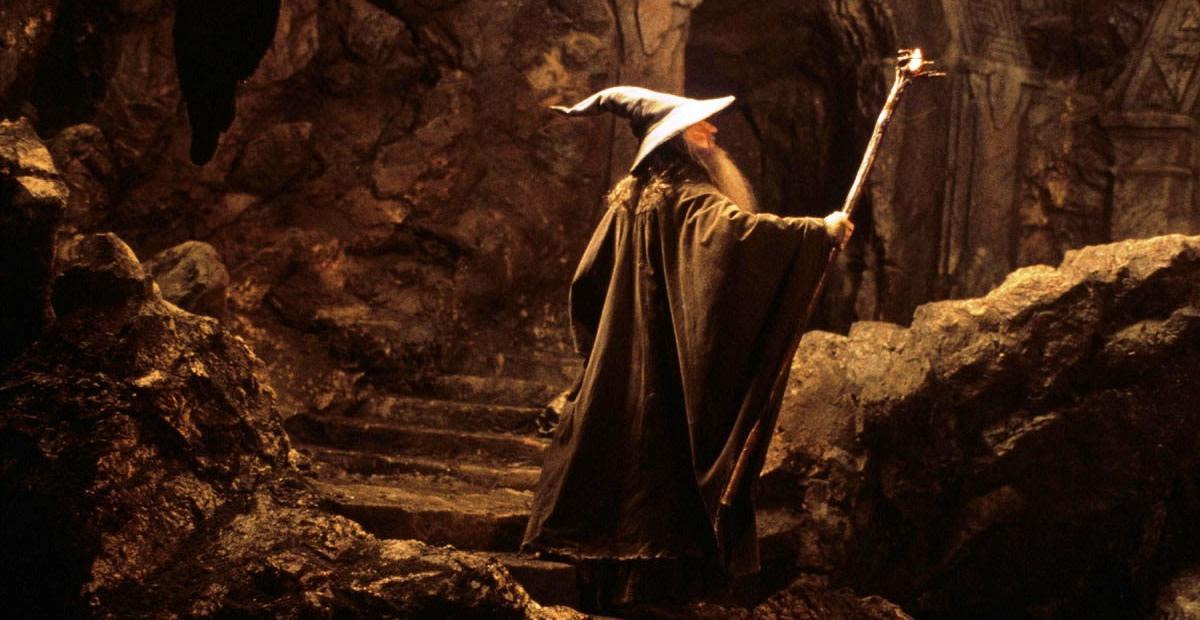 Ian McKellen leads the way as Gandalf