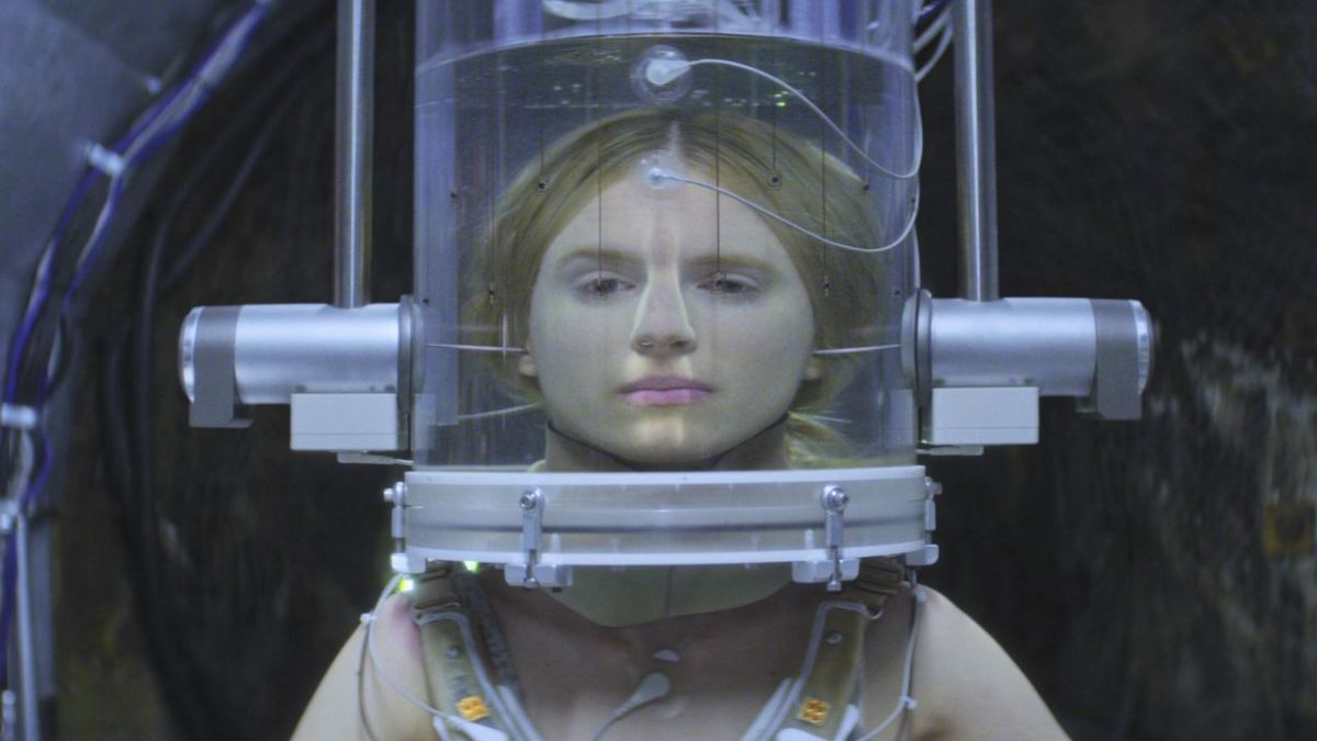 Imagine if an experiment was being done on you which involved dying over and over again. That's just one premise of The OA.