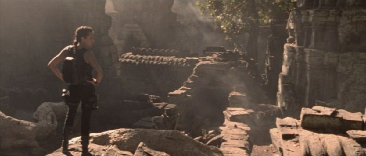 The film makes good use of location shoots and set design is also of a high standard, clearly inspired by such remote places.