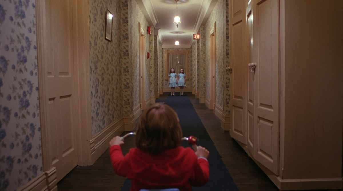 Kubrick's attention to detail and unrestrained perfectionism creates an almost hypnotic effect via set design, cinematography and unsettling soundtrack.