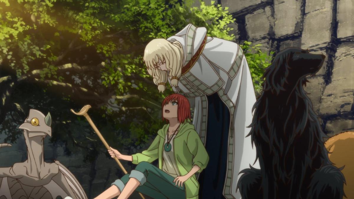 Mahoutsukai no Yome (The Ancient Magus' Bride)
