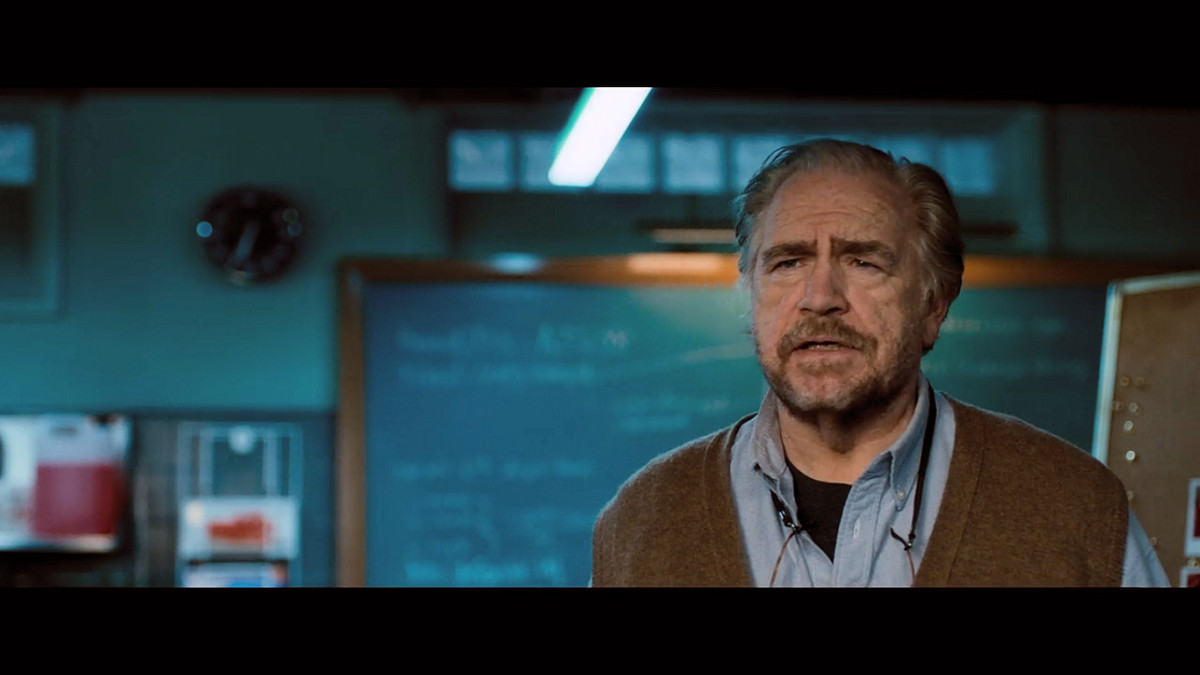 Brian Cox as Tommy Tilden in 'The Autopsy of Jane Doe' (2016).