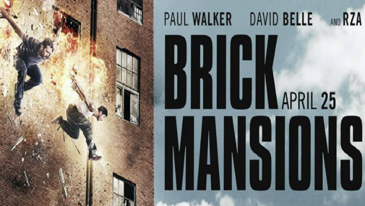 "The movie would be remade as ""Brick Mansions"", Paul Walker's last completed film before his death and also featuring Belle among the cast."