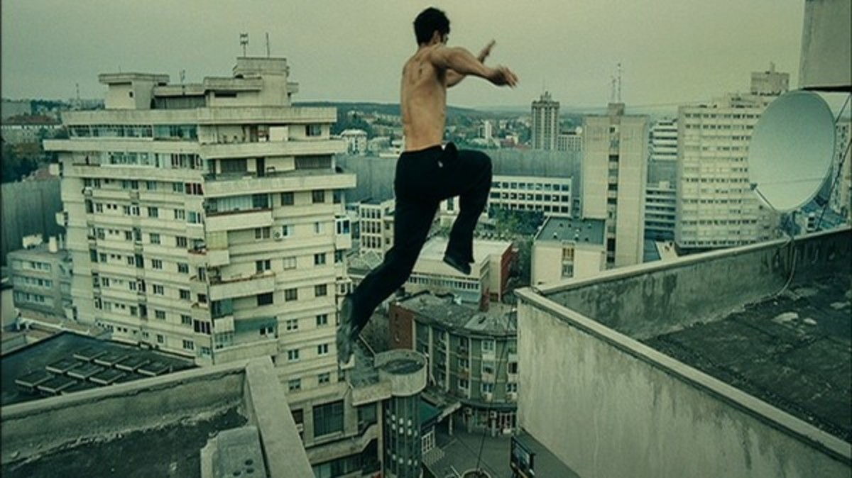 While the use of parkour might seem gimmicky at first, it doesn't stop the film providing plenty of heart-stopping moments.