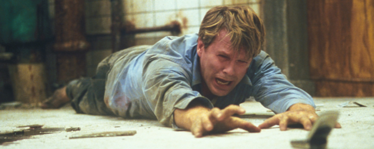Elwes brings the film an emotional core, heightening the tension and horror to uncomfortable levels.