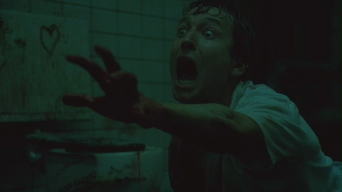 The film is not one for the squeamish - this is brutal, bloody and as dark as a remote corner in Hell.