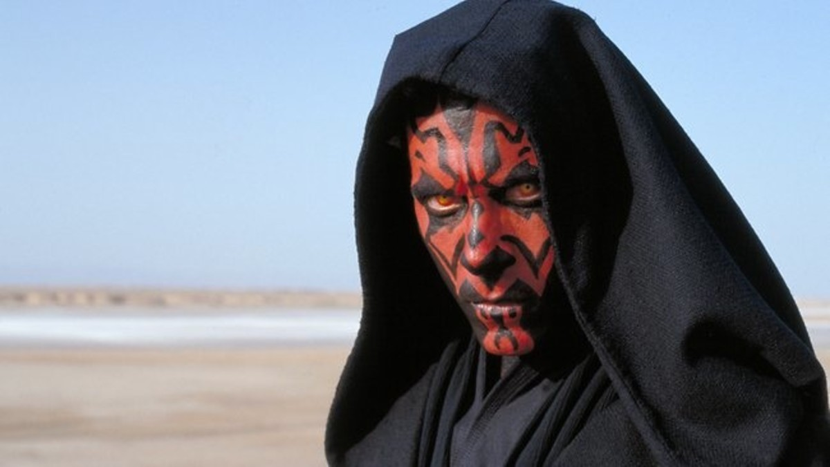 There's no denying that Darth Maul is one of the most intriguing characters in the franchise...