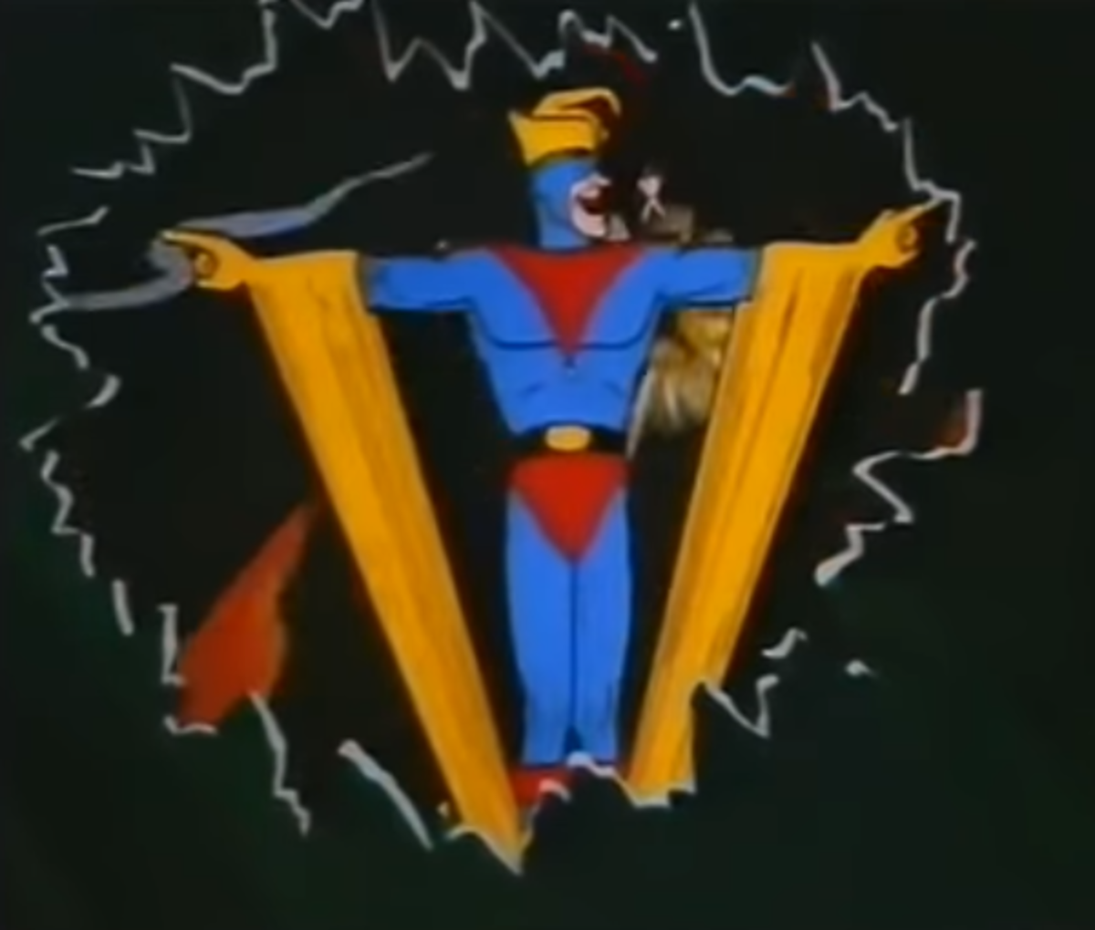"""The success of Superman led Filmation to attempt to make pilots for their own superhero concepts, like """"Dick Digit"""", but the networks rejected the idea."""