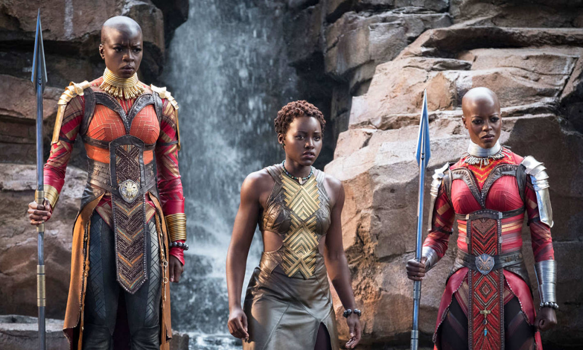 The film is littered with strong, powerful female characters as well which helps make the film feel different from other MCU projects.
