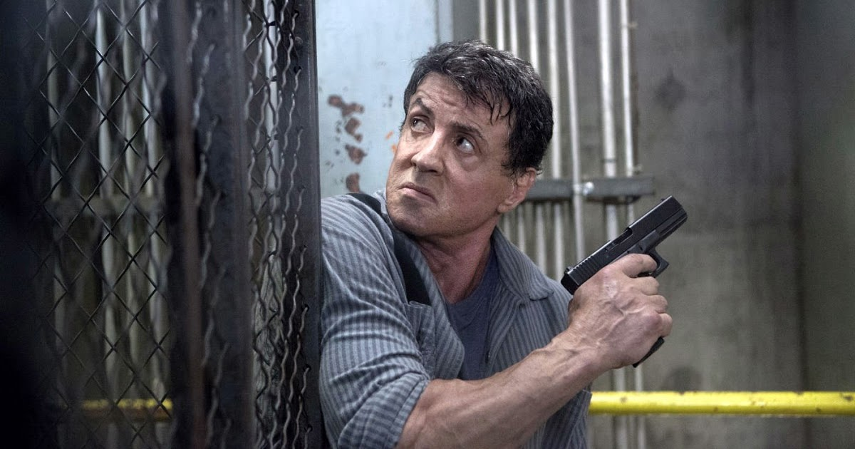 Stallone displays as much emotion as a bar of soap but what did you expect? The film is a bundle of big dumb fun.