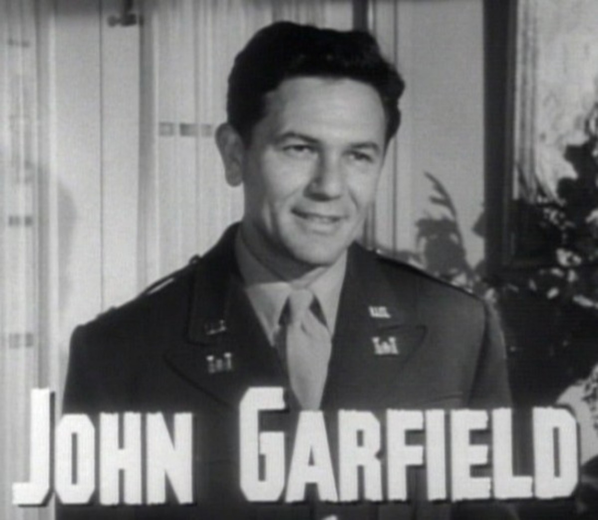 John Garfield in the trailer for Gentleman's Agreement (released the same year as Body and Soul)