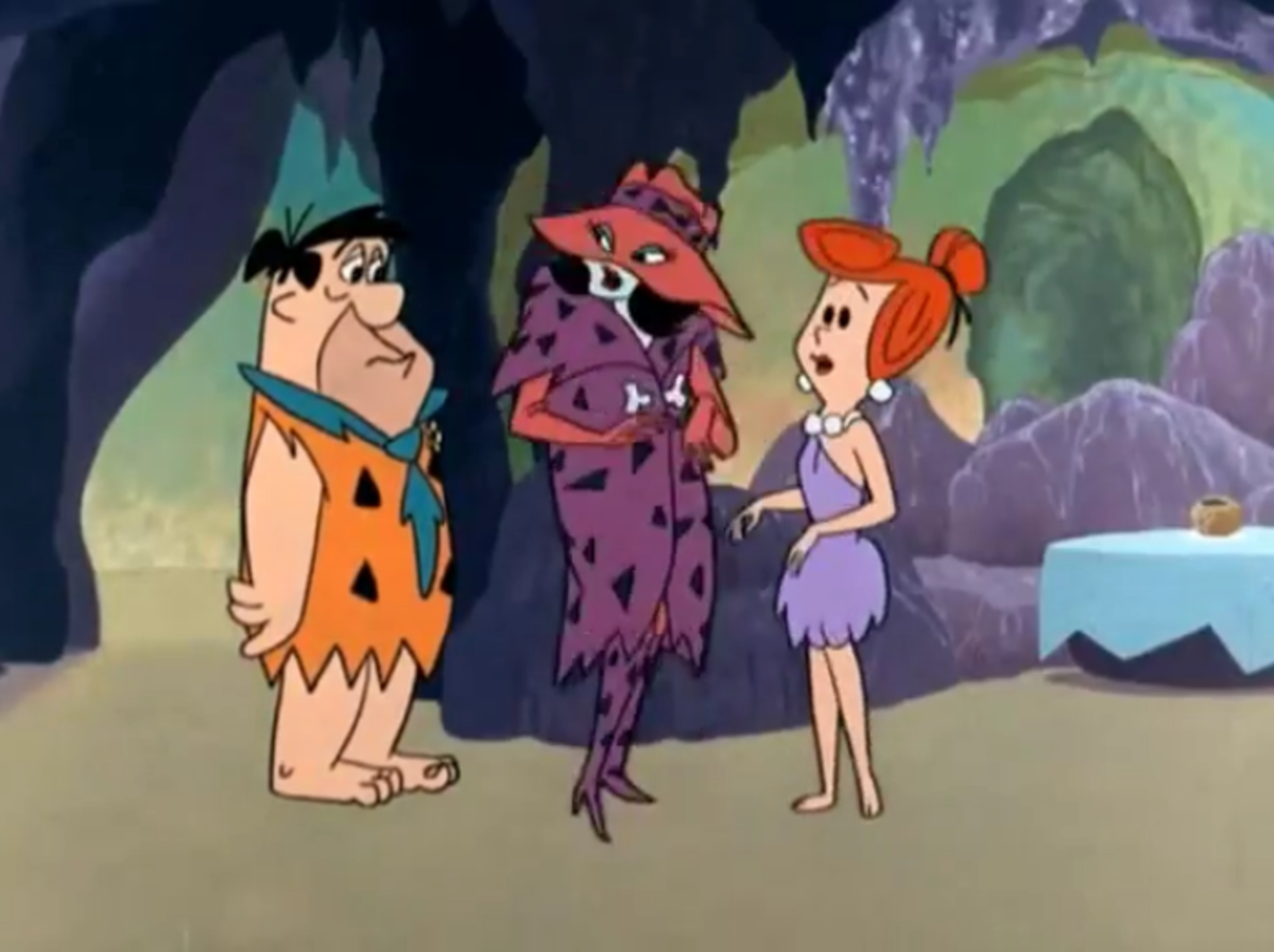 When Fred finally meets with Tanya, it results in a misunderstanding with Wilma.