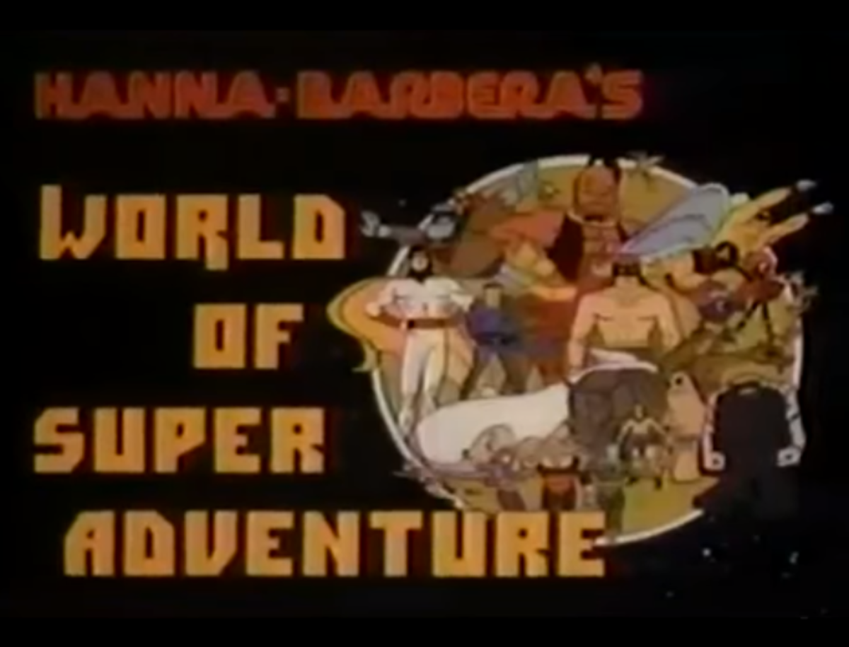 In 1978, Space Ghost aired as part of a syndicated block alongside other Hanna-Barbera heroes.