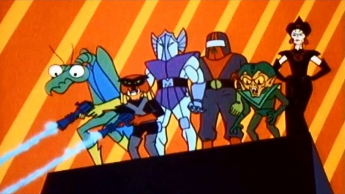The six-segment series finale saw Space Ghost's greatest enemies team up in a final climactic showdown.