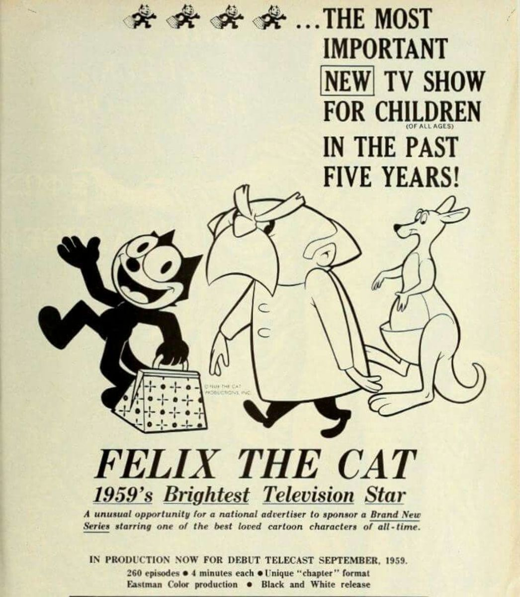 Promotional advert for the show.