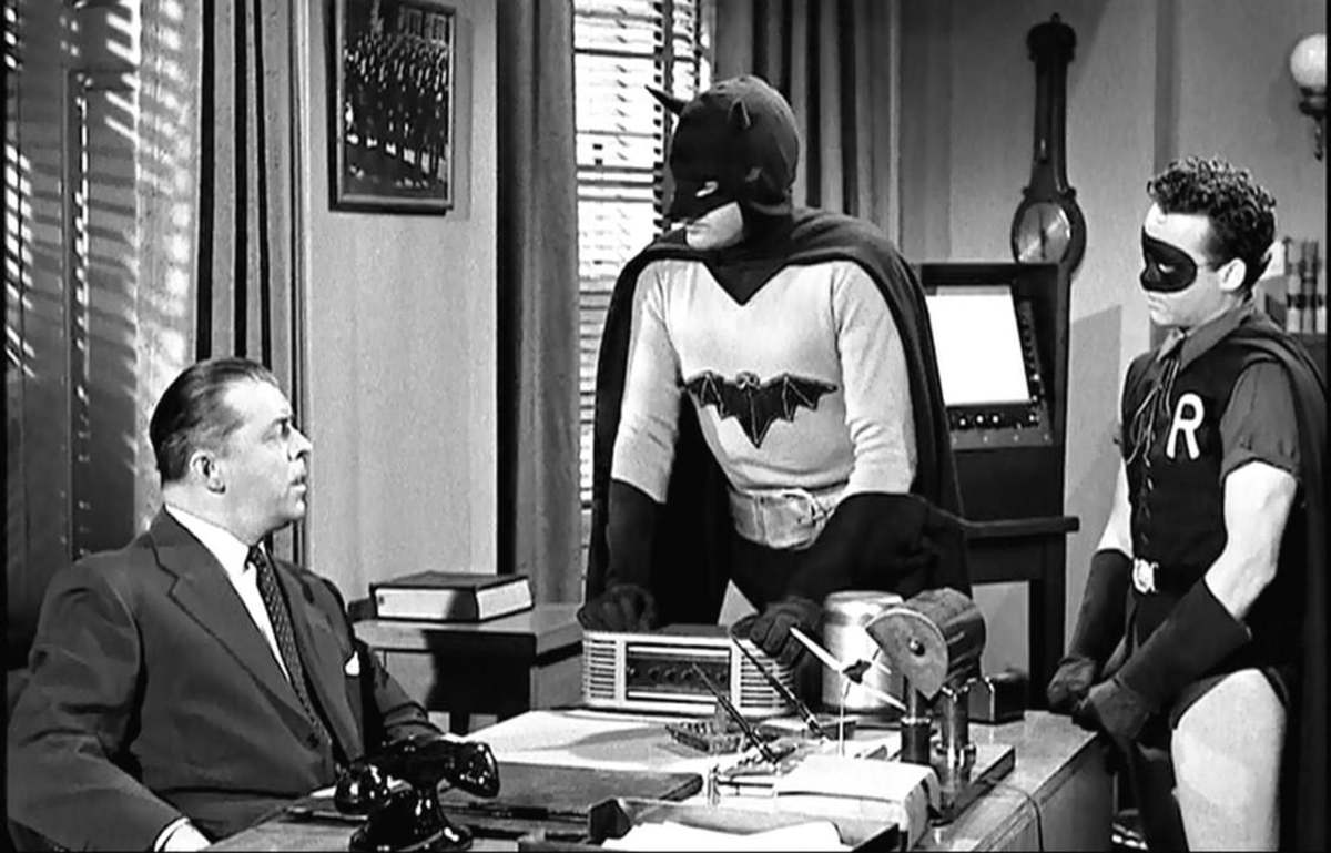 Lewis Wilson and Douglas Croft were the first actors to depict Batman and Robin on-screen in 1943.