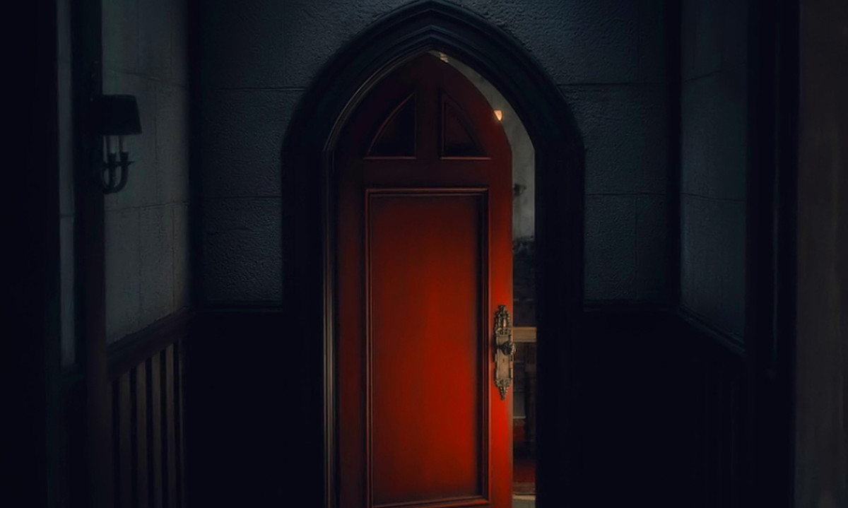 The Red Room. 'The Haunting of Hill House' (2018) season 1, a Netflix Original Series.