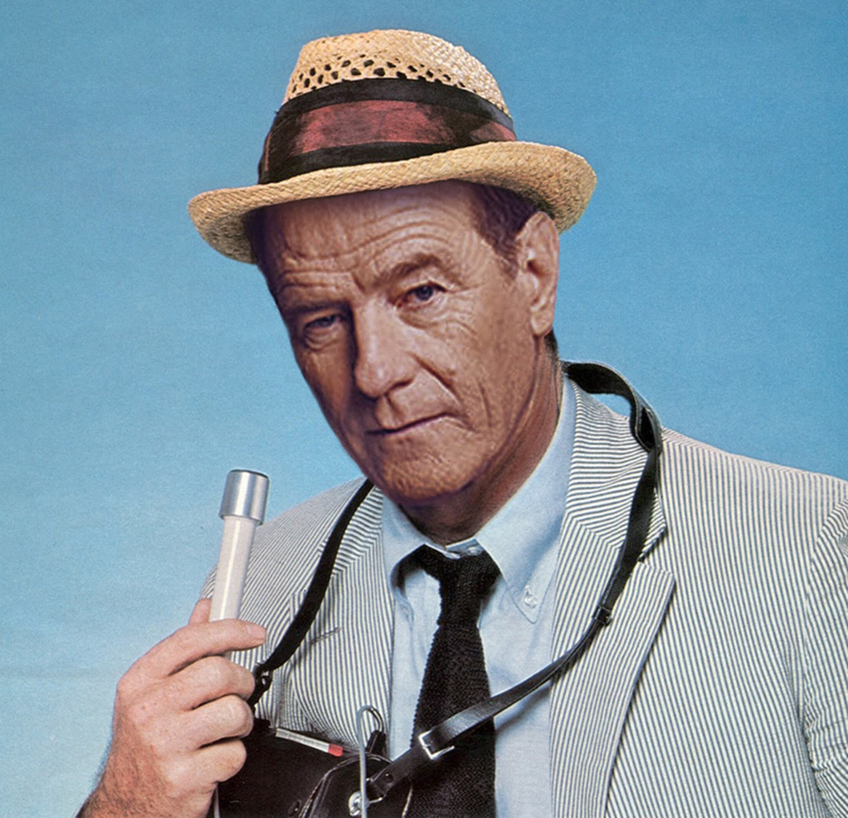 Brian Cranston as Kolchak (much thanks to Frank Dardzinski for Photoshopping this)