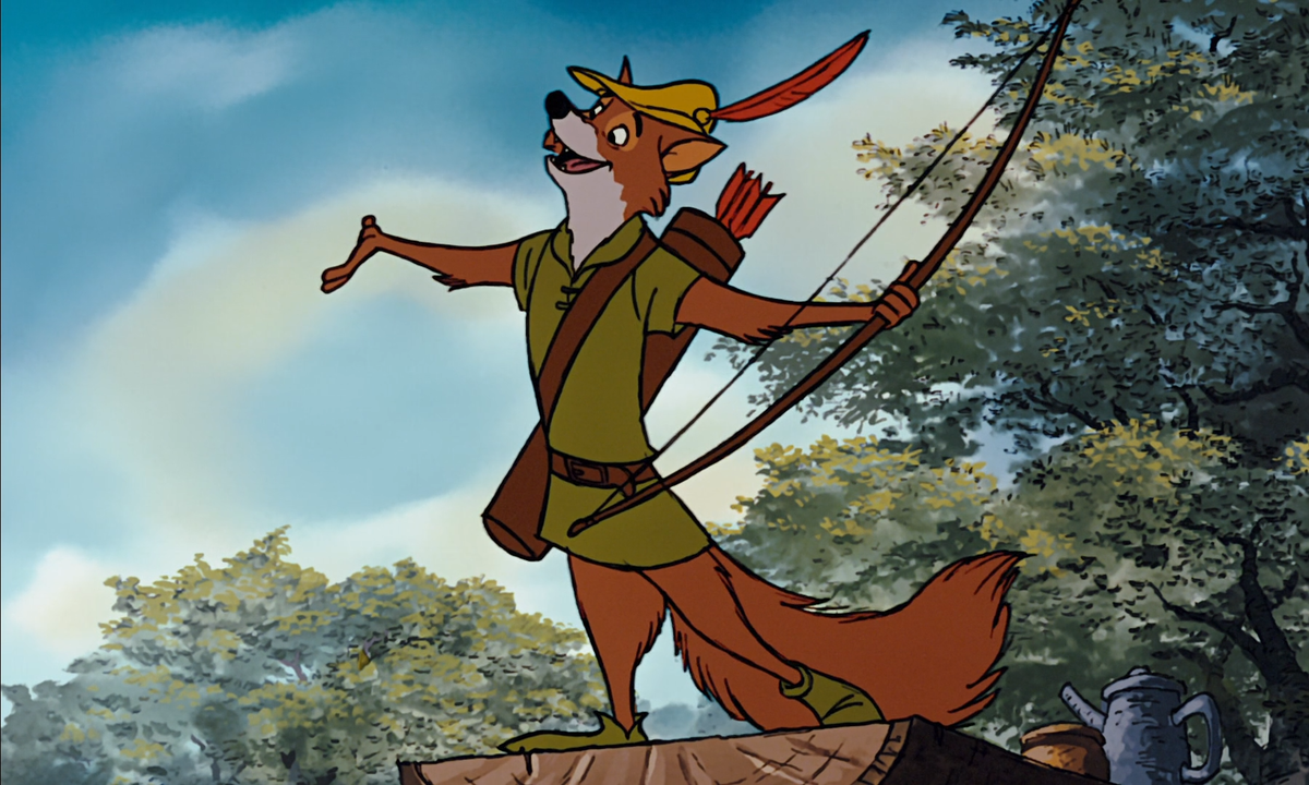 The film's animation is among some of the best of Disney's earlier output although there is a sense of cost-cutting through obvious repetition.