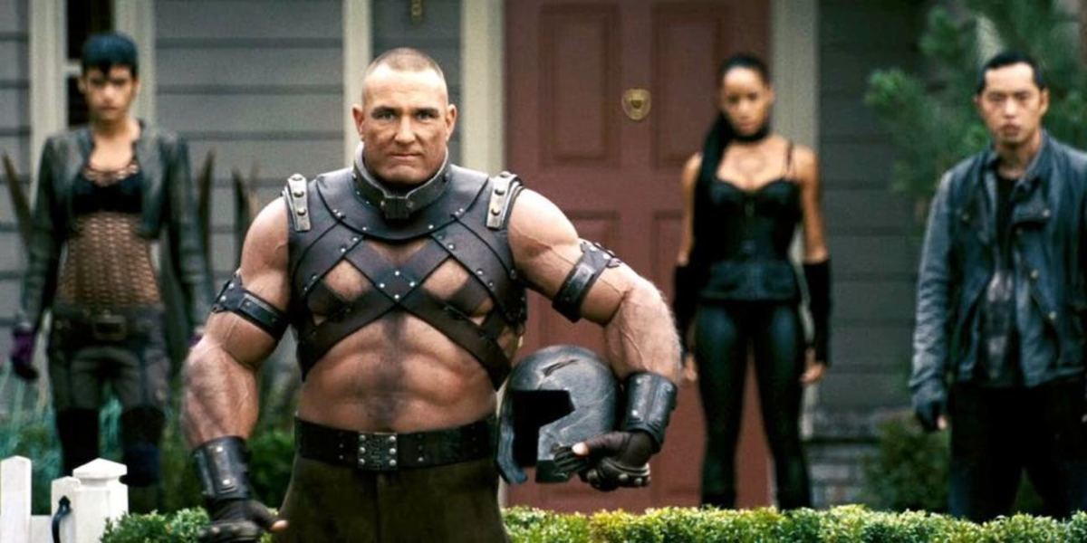 Among the many criticisms levelled at the film was Jones as Juggernaut but only hardcore fans of the comics will care.
