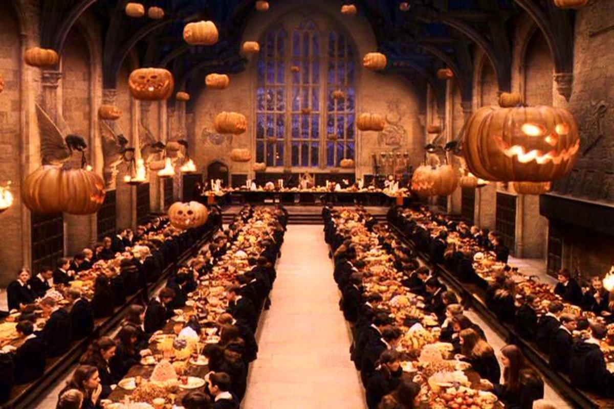 Hogwarts itself is a remarkable set including its epic Great Hall