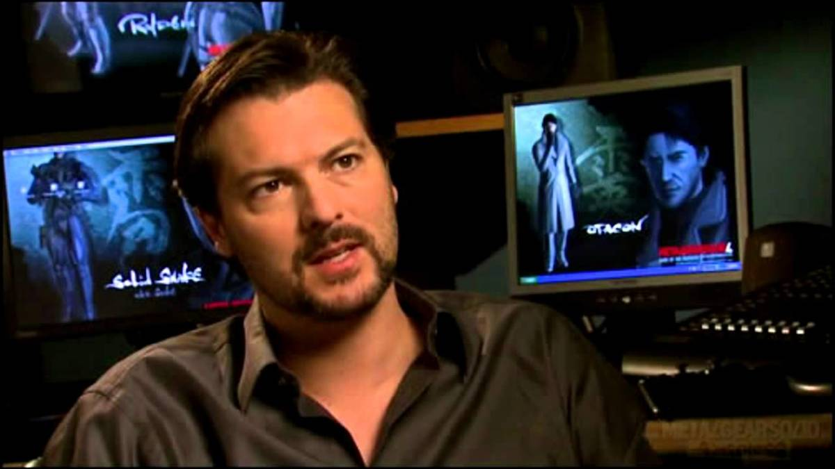 David Hayter takes over the central role from Jack Armstrong and is an instant improvement.