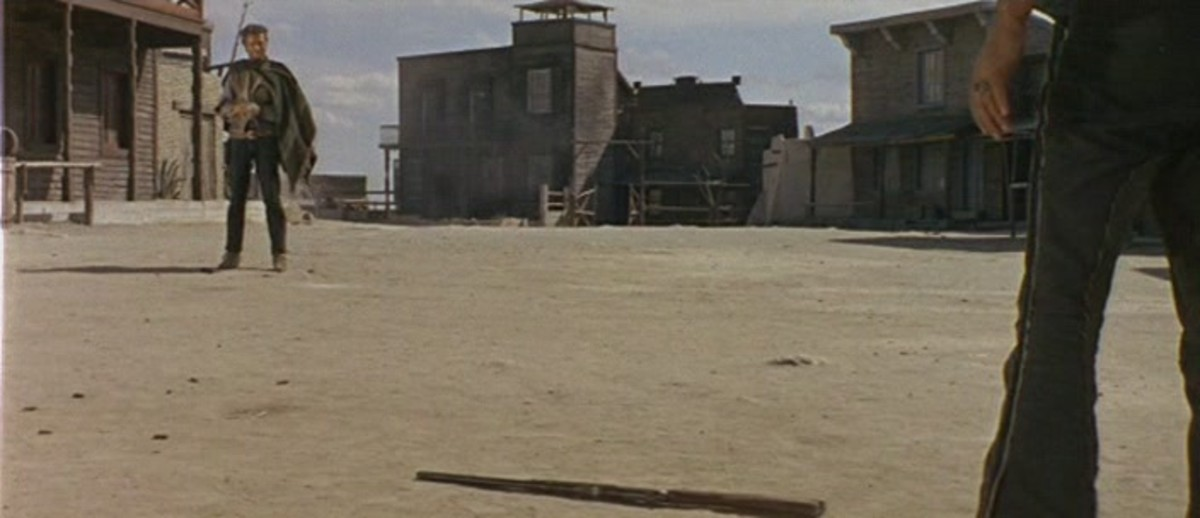 The film introduced elements such as an emphasis on action, morally ambiguous characters and a typically atmospheric soundtrack by Ennio Morricone. The spaghetti western had arrived.