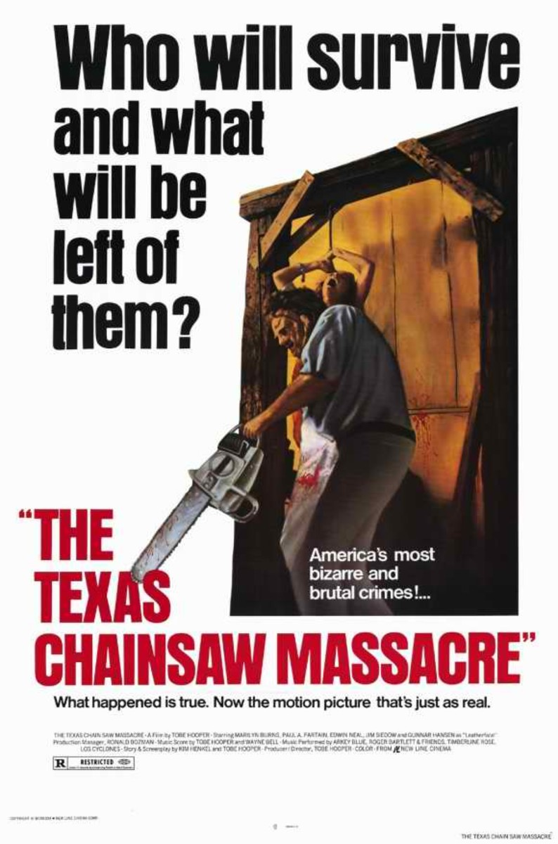 The Texas Chainsaw Massacre family of movies took $250 million worldwide.