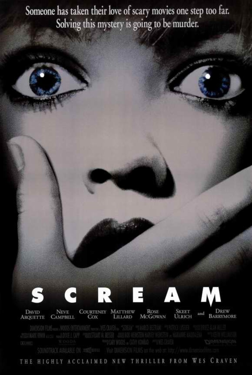 The Scream franchise has a worldwide box office gross of $609 million.