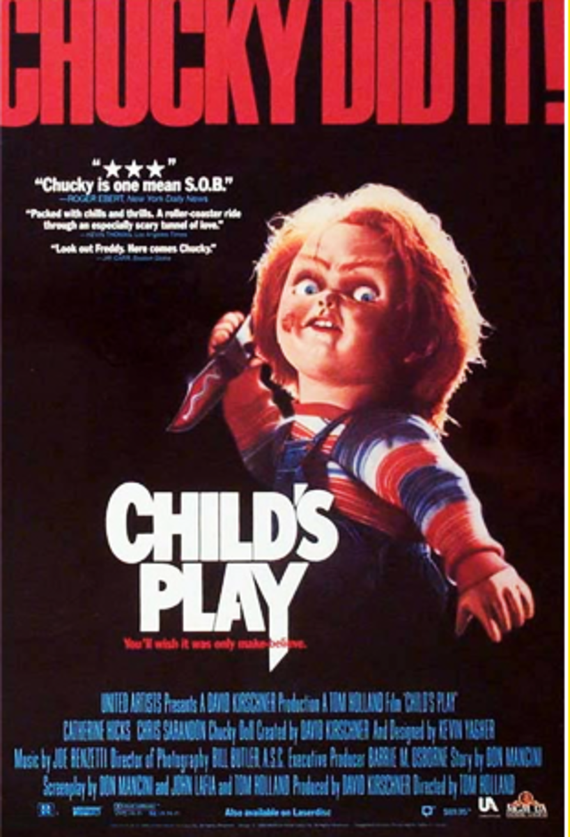 The Child's Play franchise took home $289 million in box-office receipts worldwide
