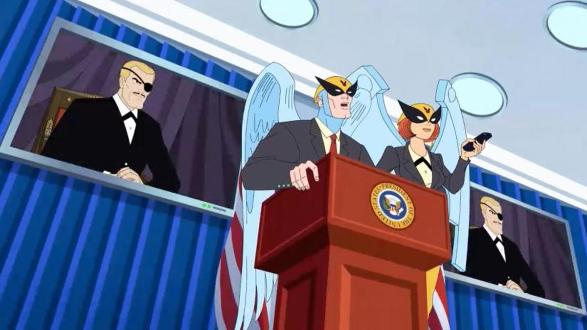 In 2018, Adult Swim brought back Harvey Birdman for a one-off special, and is now producing a spin-off series centered around Birdgirl
