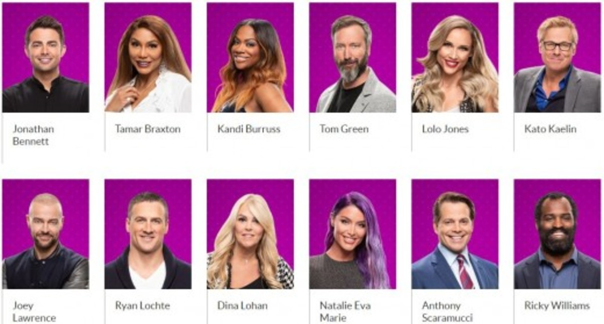 All 12 of the houseguest.