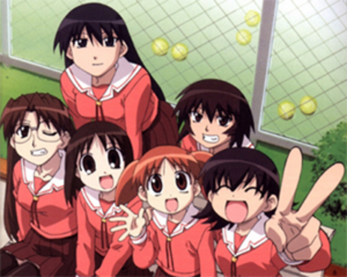 azumanga-daioh-at-a-glance
