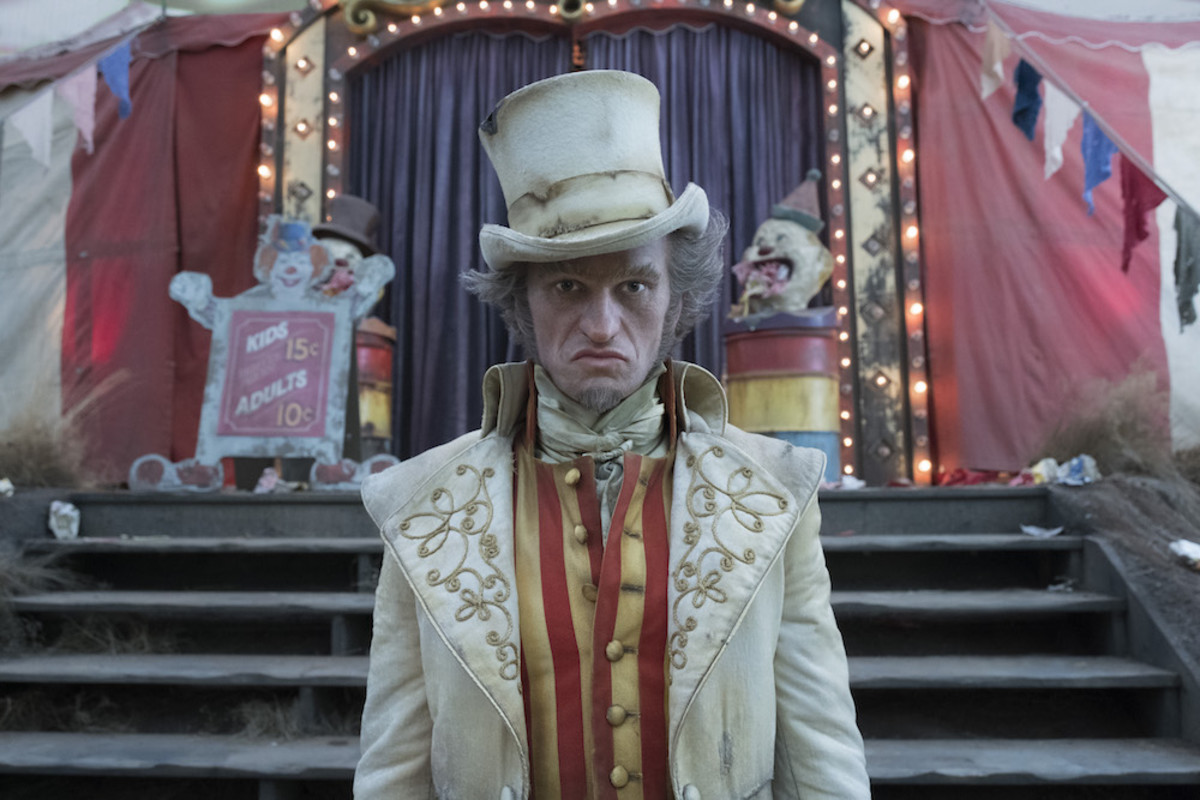 The bad actor has come to the center ring. Neil Patrick Harris continues his excellent performance.