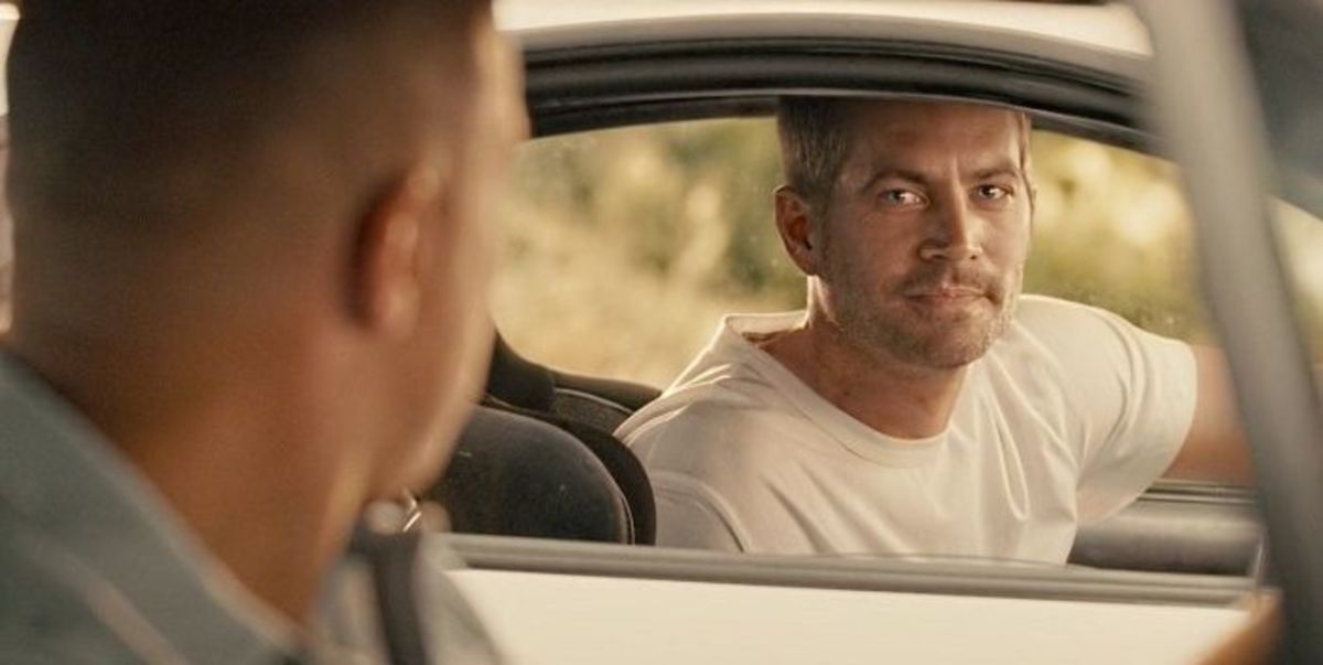 The film is ultimately overshadowed by the death of leading man Paul Walker midway through production.
