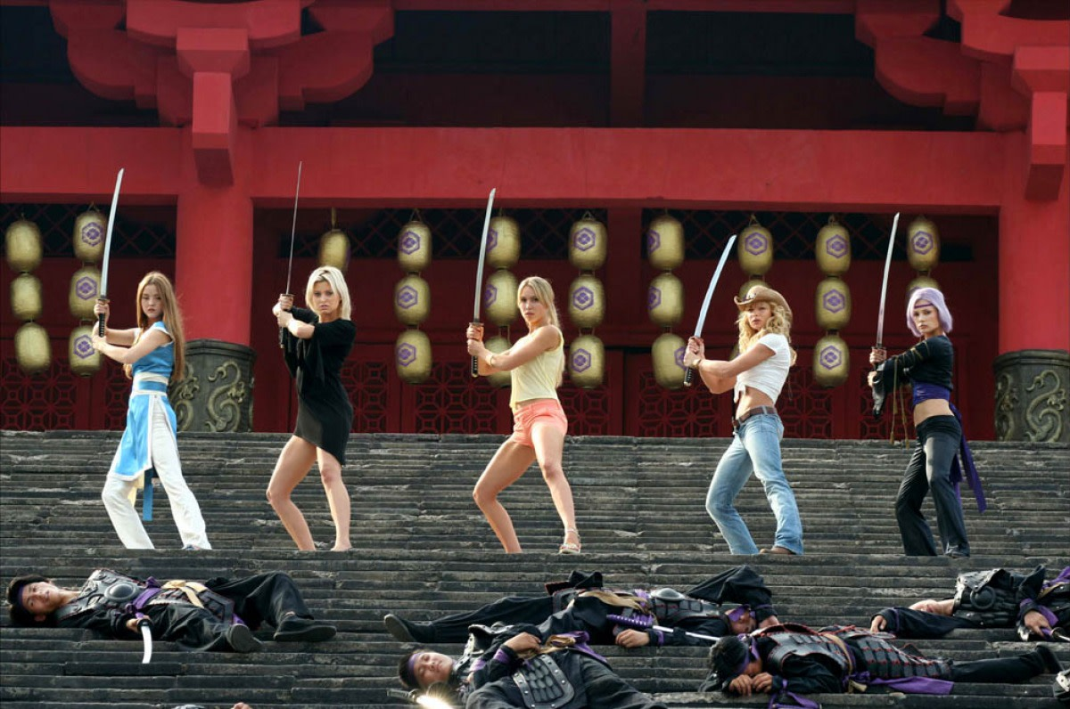 Like the games, the film only needs to serve up kung fu and sexy women and never before has such a simple recipe been followed to the letter.