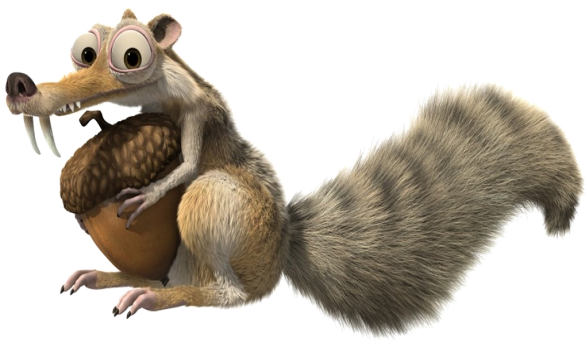 Scrat is the film's true star, obsessively pursuing his acorn with plenty of slapstick gusto and comedy.