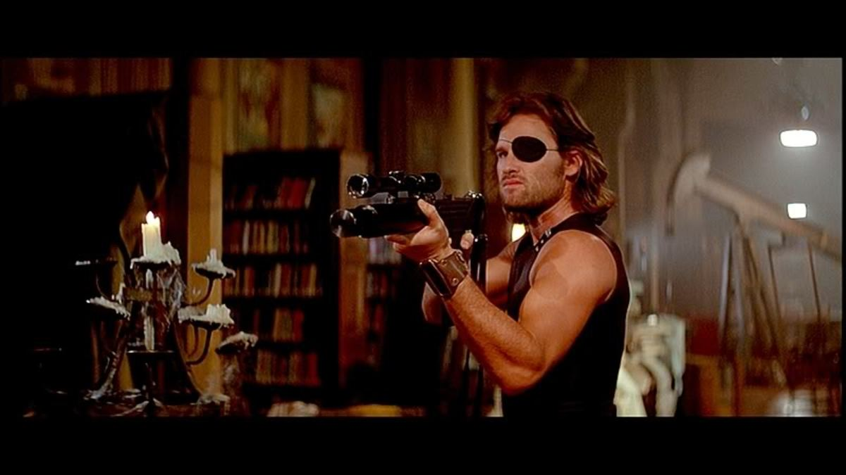 Russell's performance as Snake Plissken is said to be his favourite of his entire career...