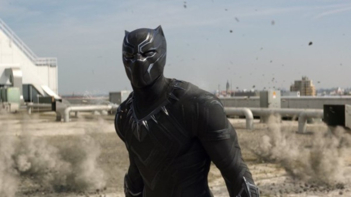 Chadwick Boseman as Black Panther is another welcome addition to the ever-burgeoning roster