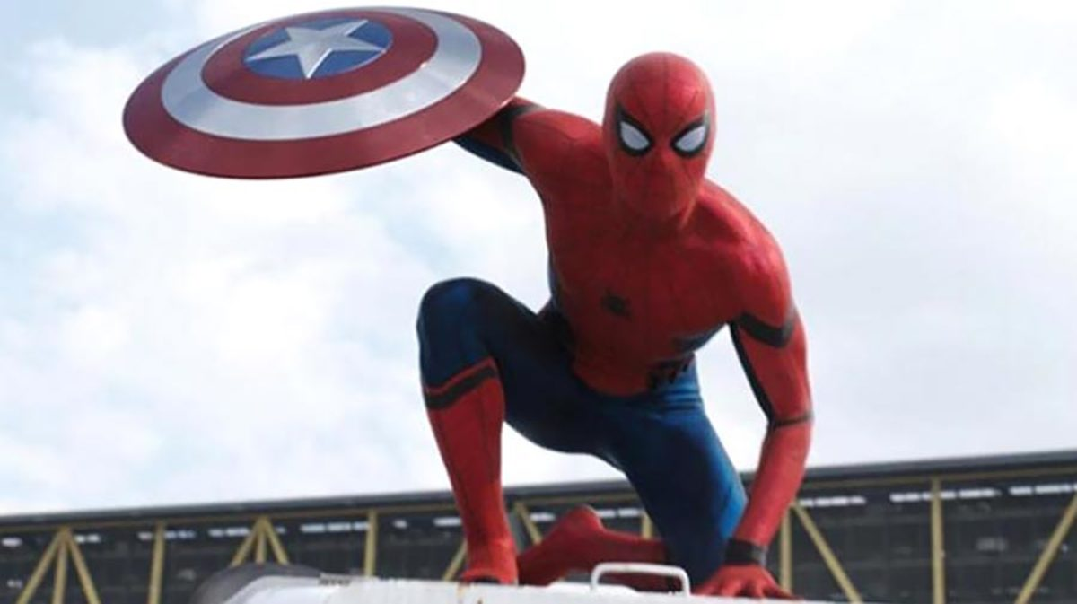 Spiderman's introduction is overdue but handled brilliantly by Holland...