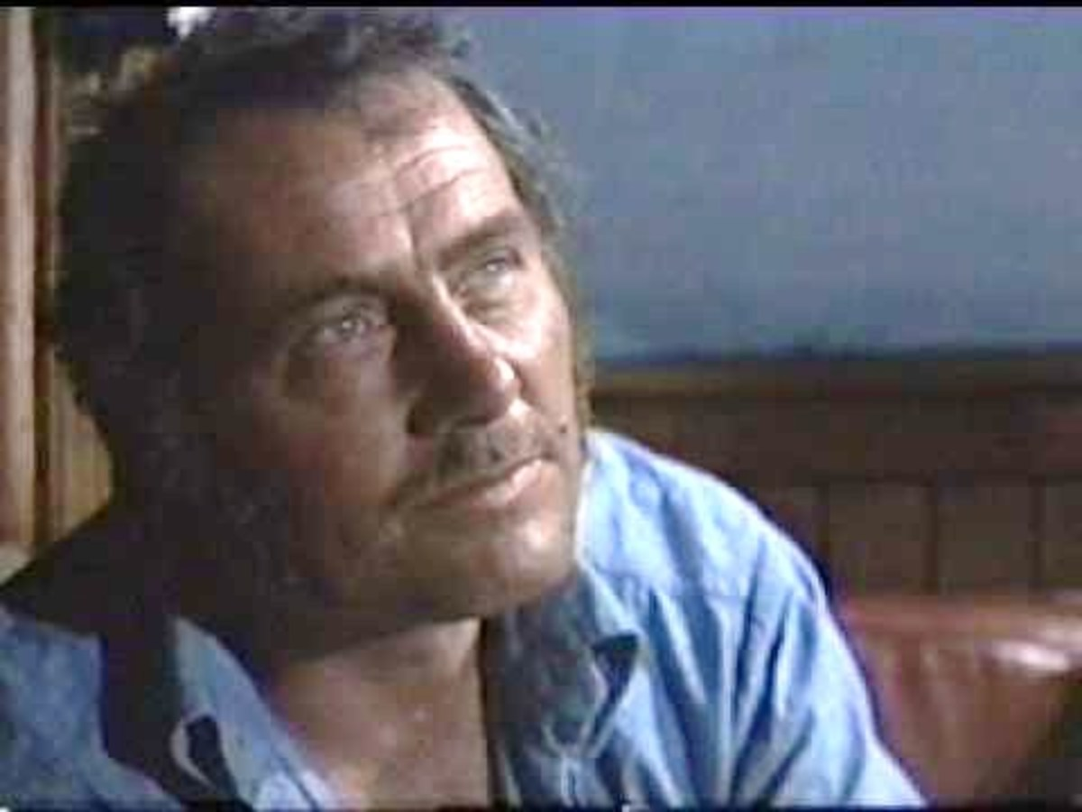 Shaw delivers pathos, madness and frustration in one character, the enigmatic Quint.