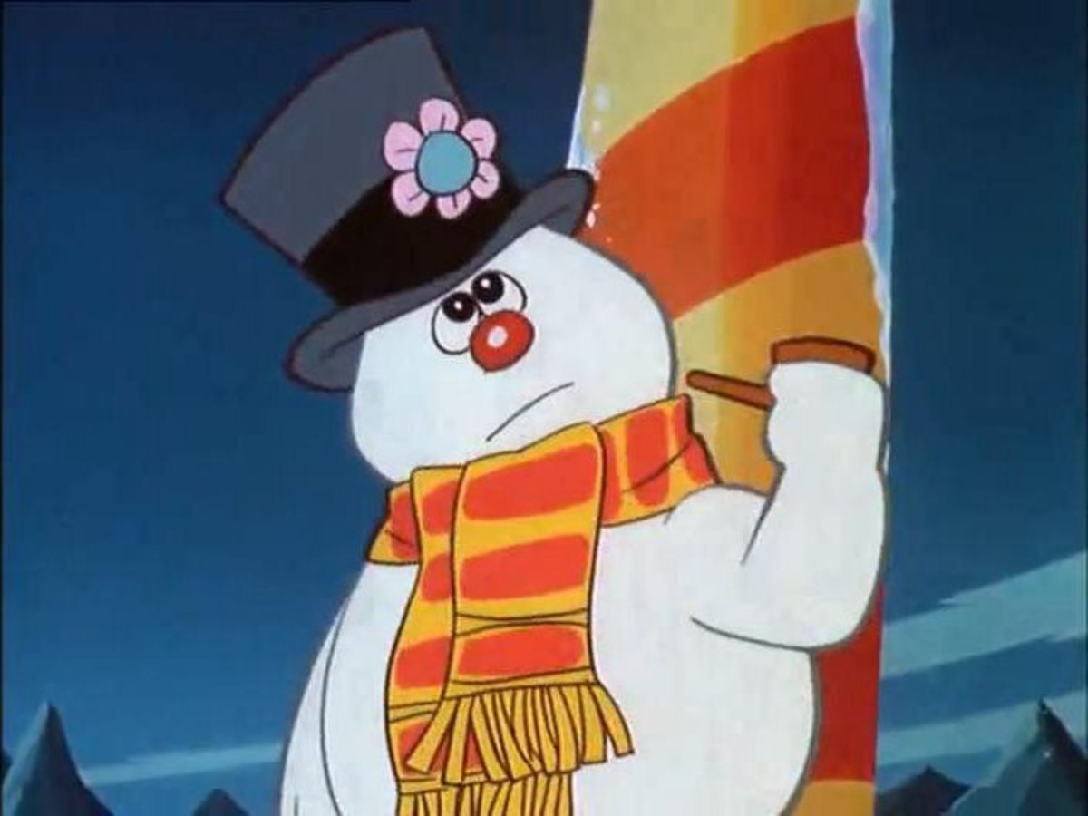 "Frosty would next appear in the 1976 special ""Frosty's Winter Wonderland""."